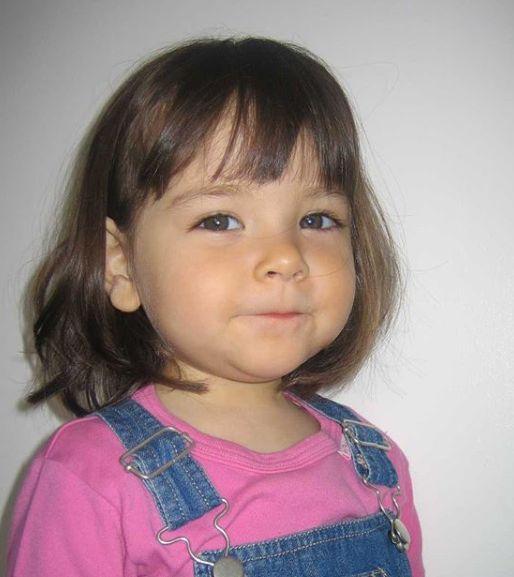 嵐莉菜 子供時代 顔画像