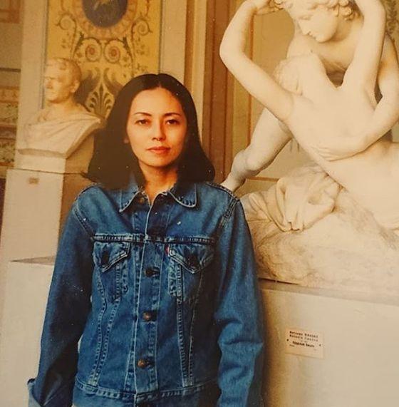 有本香 若いころ 美女 30代画像