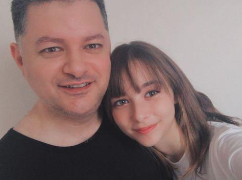 嵐莉菜 父親 顔画像