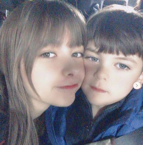 嵐莉菜 弟 リオン 顔画像